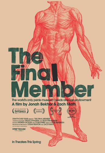The Final Member (2014) di Bioskop
