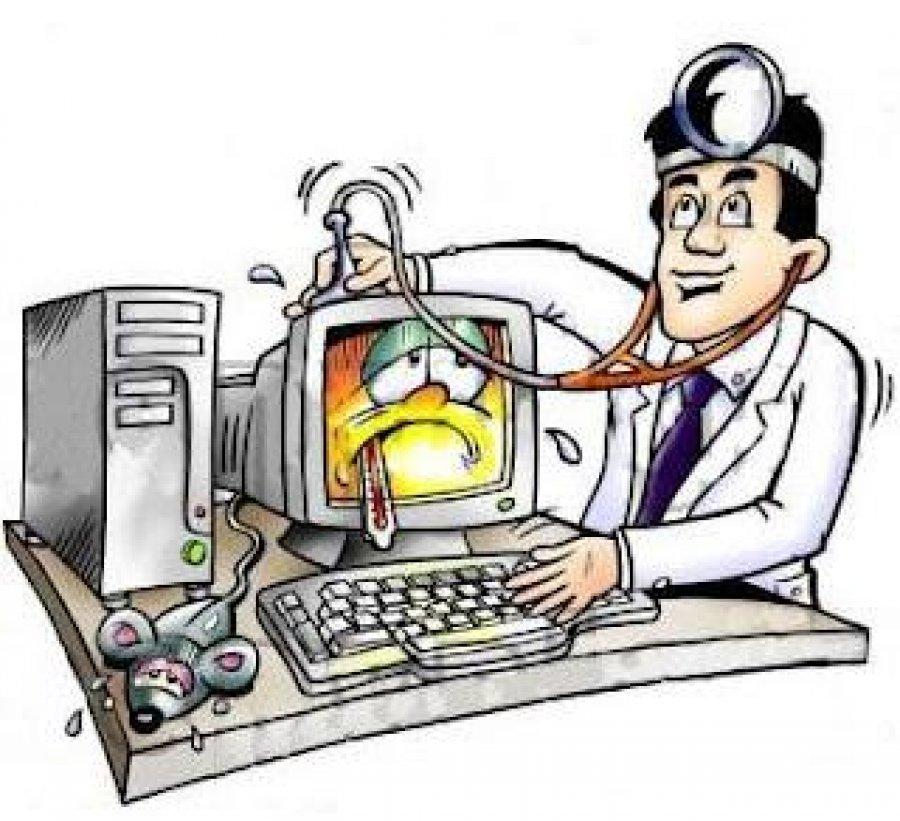 Service Komputer | BELAJAR KOMPUTER