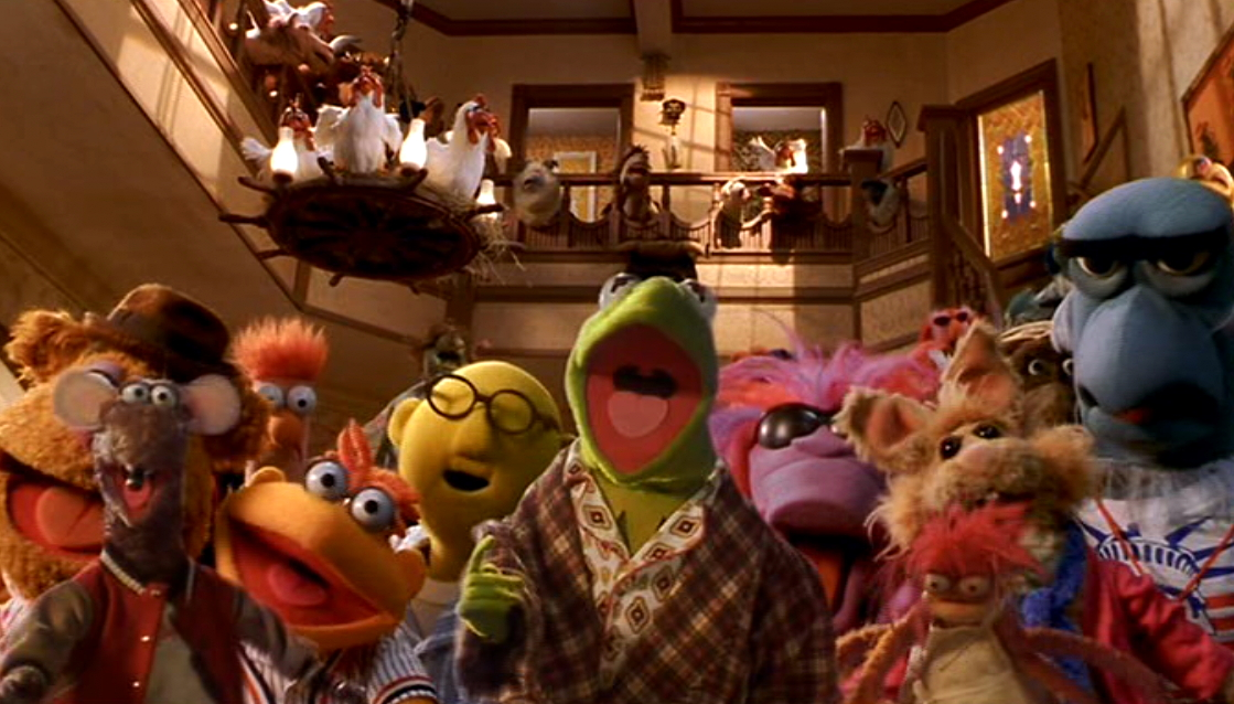 A Much Deeper Level Muppets From Space Part 1 A Little