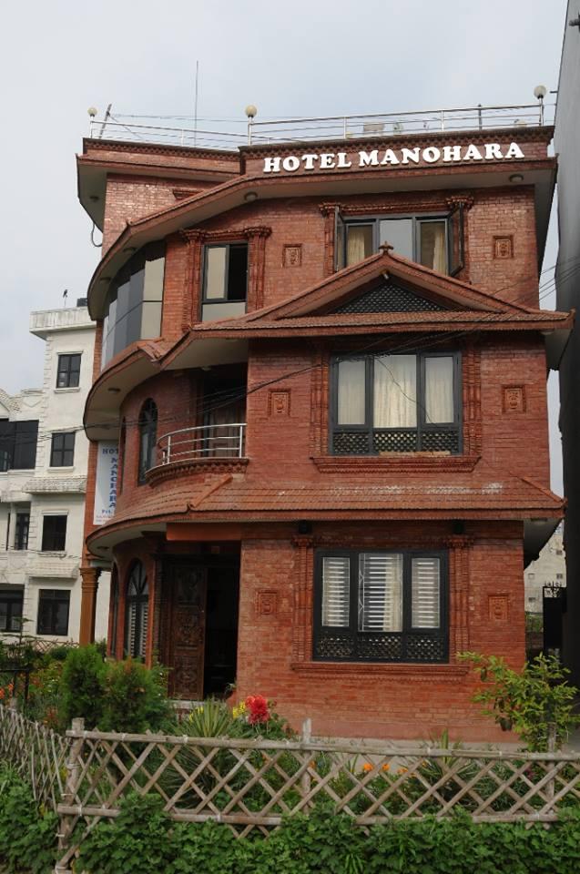 Hotelmanohara