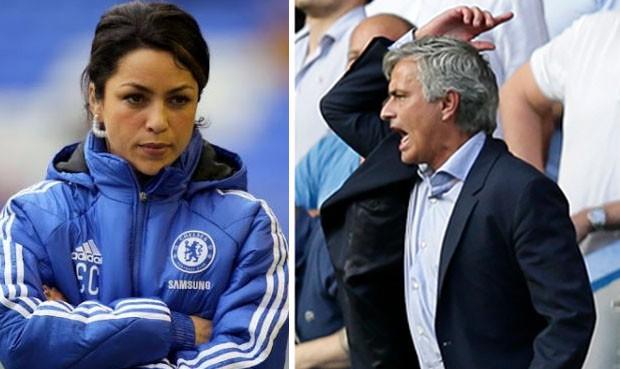 El Chelsea se esconde en la polémica Eva Carneiro-Mourinho