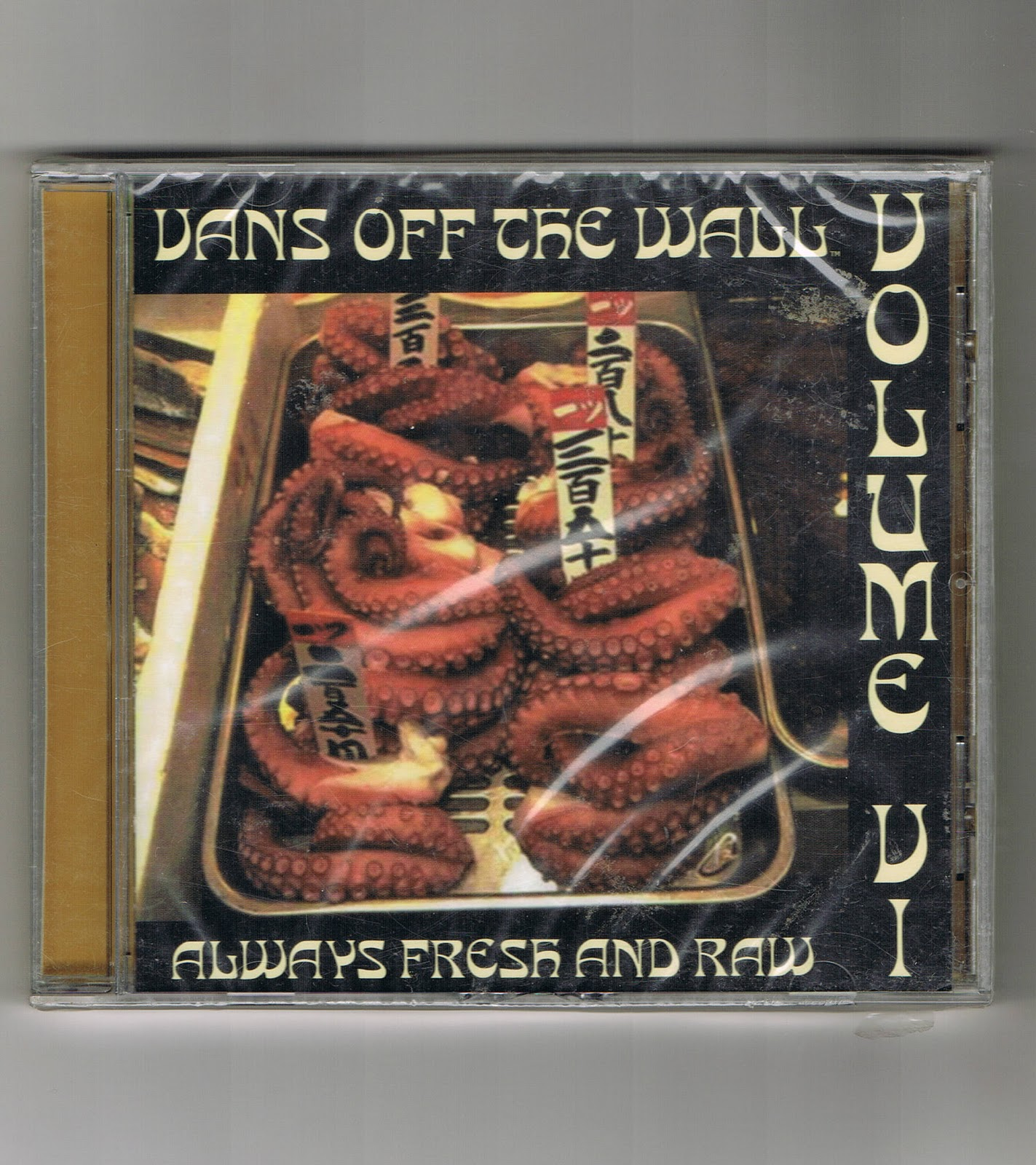 vans off the wall cd