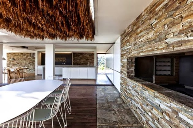Plane House arquitectura en Grecia 6