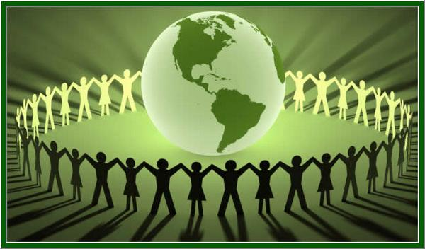 Save Our World Stop Global Warming Bring Back Green