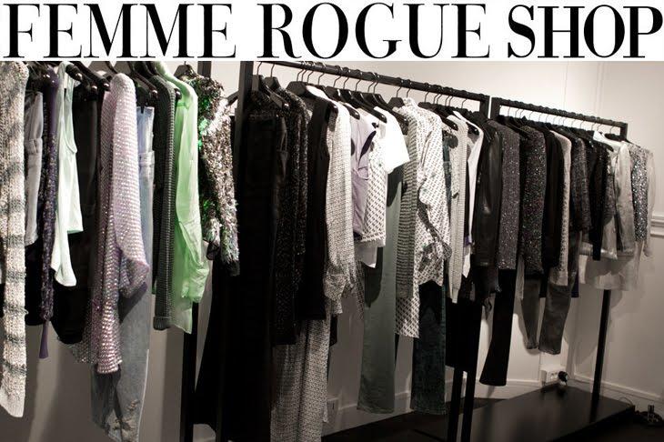 FEMME ROGUE SHOP