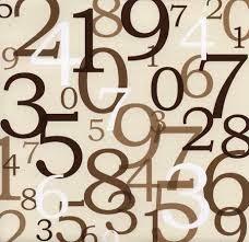 Οι αριθμοί - τα νούμερα Γερμανικά