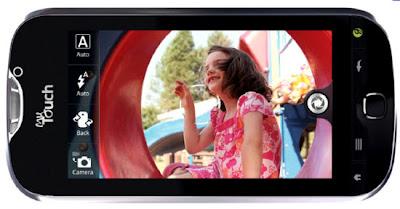 myTouch 4G Slide Camera