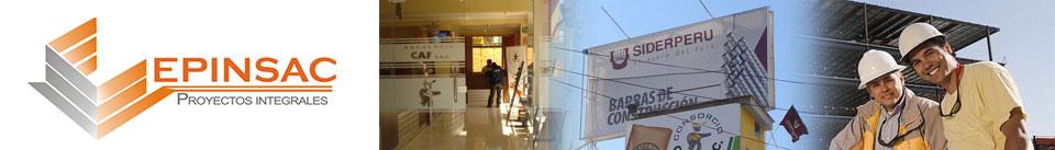 EPINSAC - Proyectos Integrales