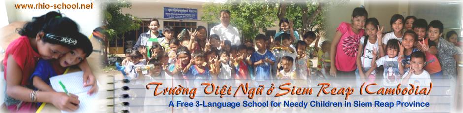 Trường Việt Ngữ ở Siem Reap (Cambodia)
