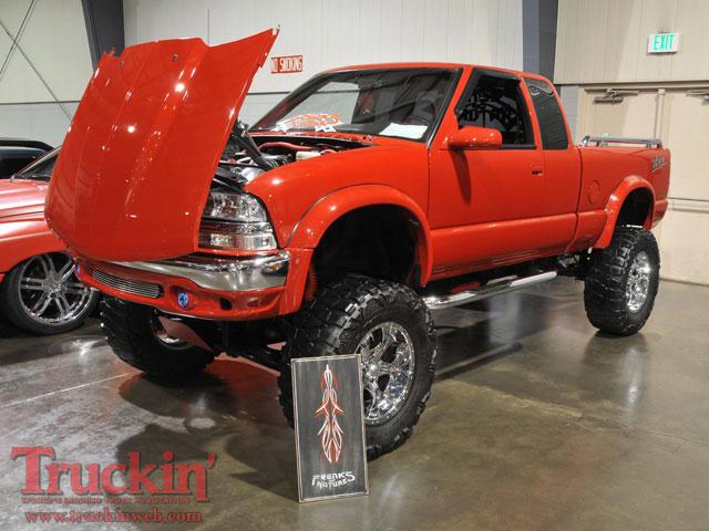 Chevys For Life History  Chevys the K5 Blazer