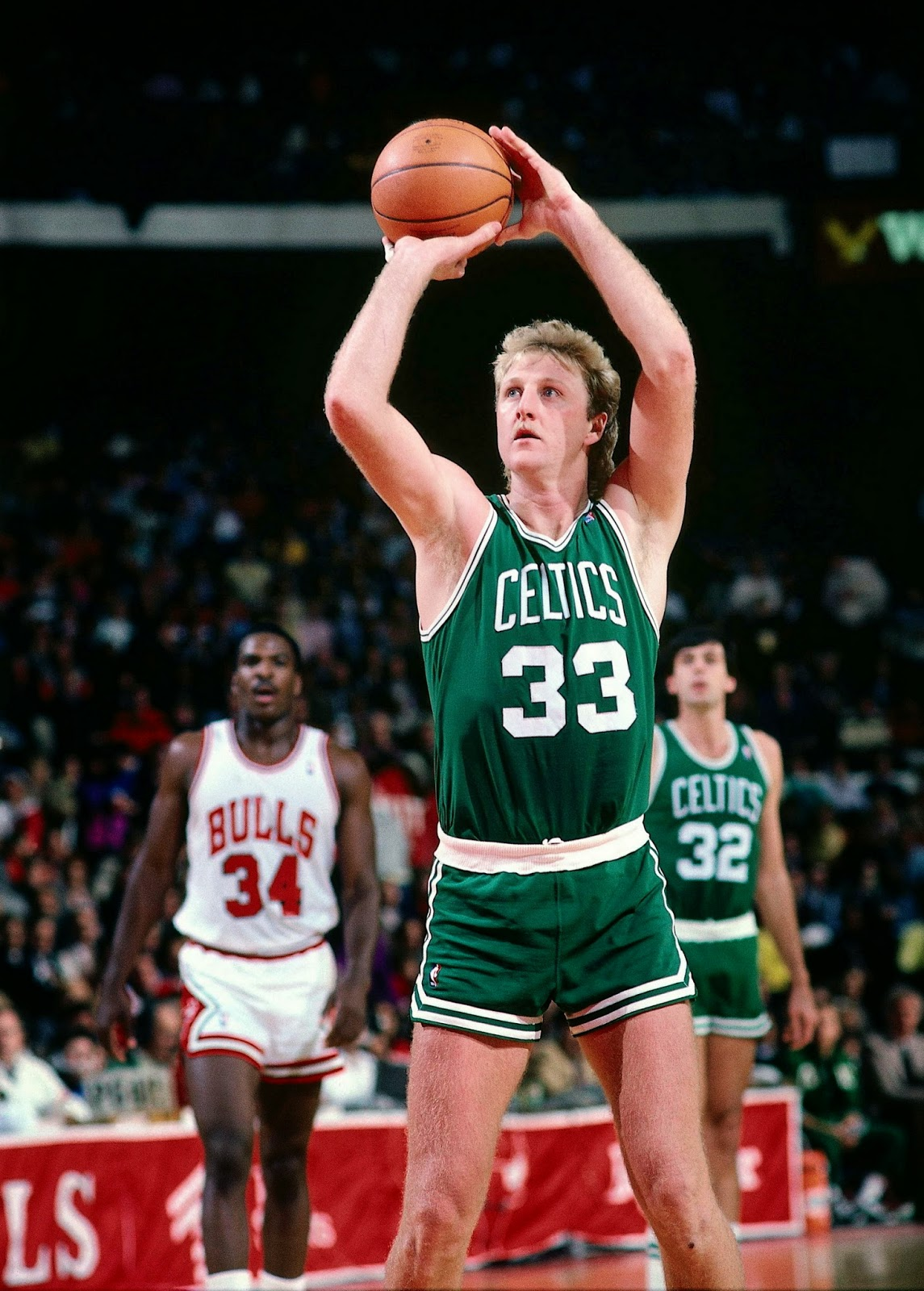 Jerry West sobre Larry Bird