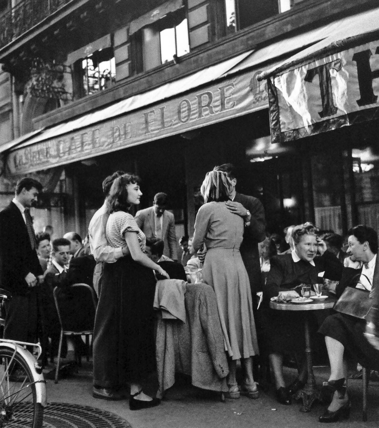 Caf De Saint Marcellin