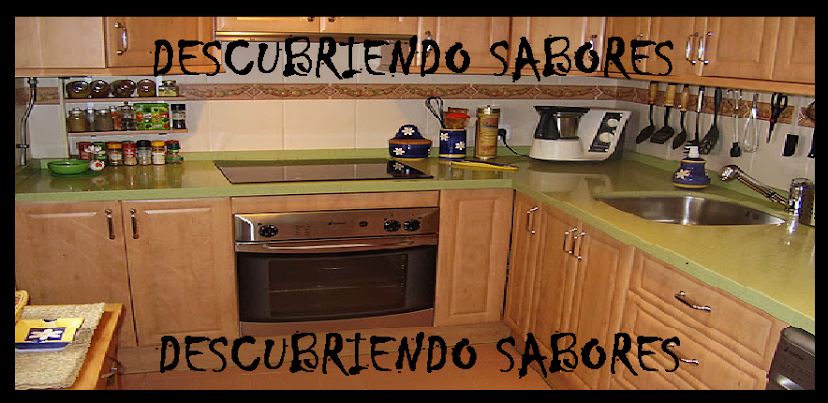 DESCUBREINDO SABORES
