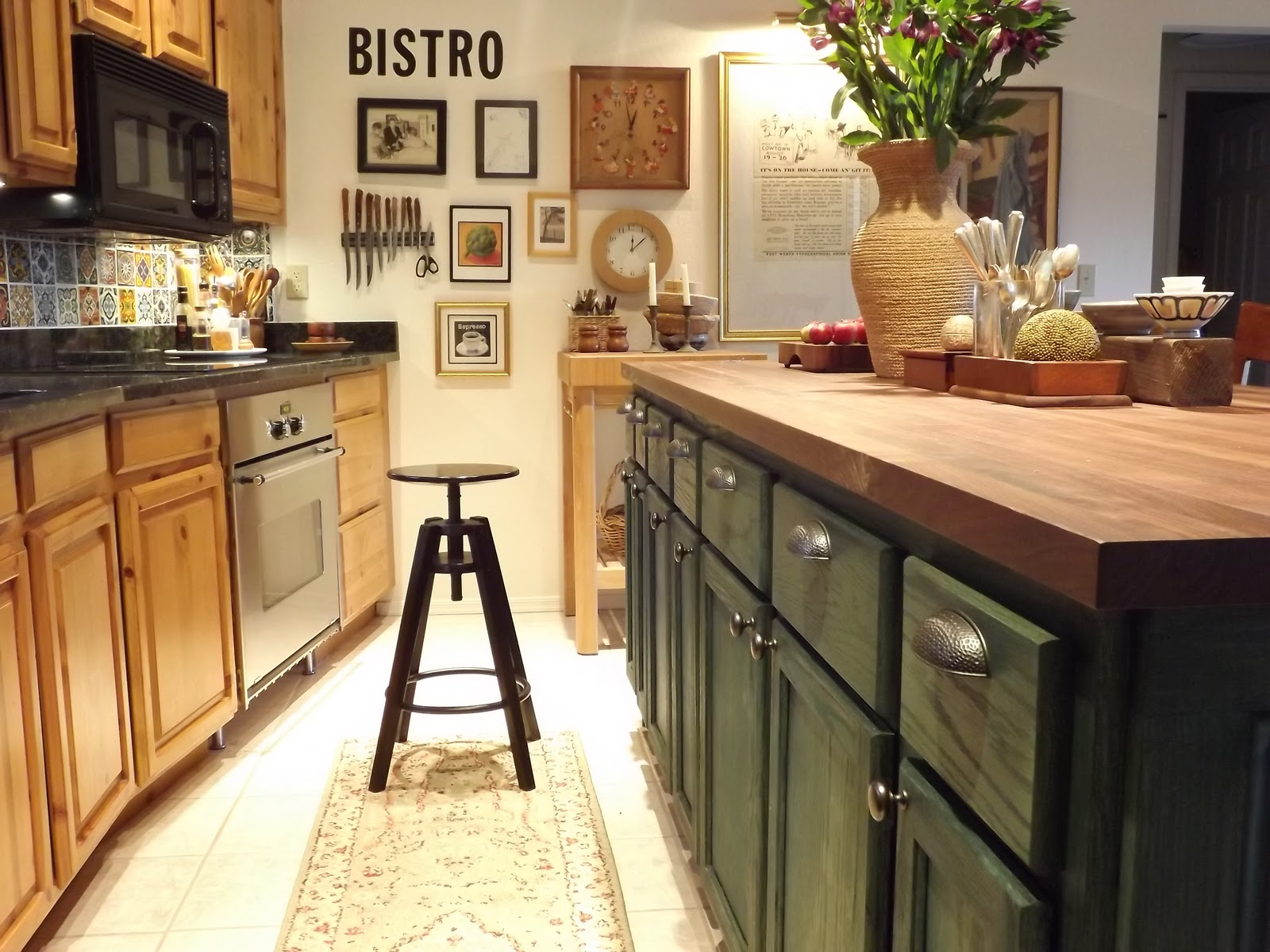 Walnut Countertops, John Boos Countertop, Wood Countertop, Diy Kitchen  Island