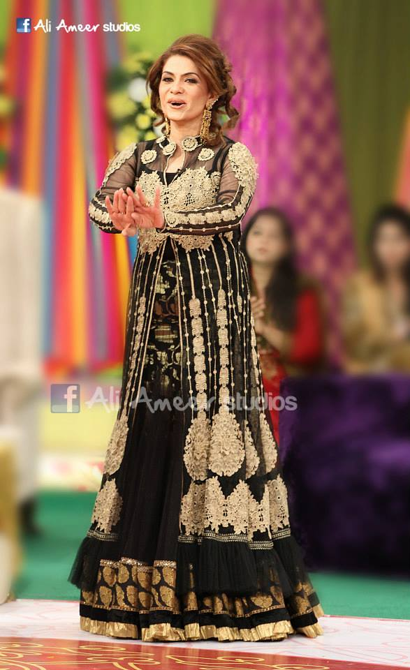 kiran khan morning wedding week dresses 2013