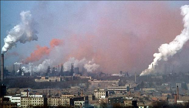 pencemaran udara dan cara menanggulanginya
