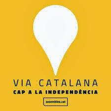 Via Catalana per la Independència 2013
