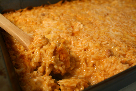 recipe: mexican chicken and rice recipes easy [38]