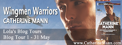 WINGMEN WARRIORS Blog Tour & Giveaway