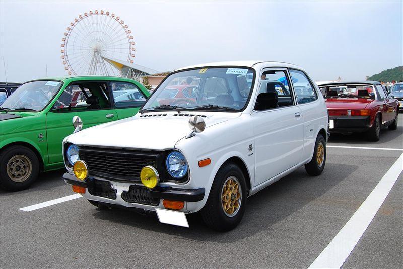 Honda Z, Keijidosha, małe auto, Japonia, niewielki silnik, fotki, klasyk, stary samochód