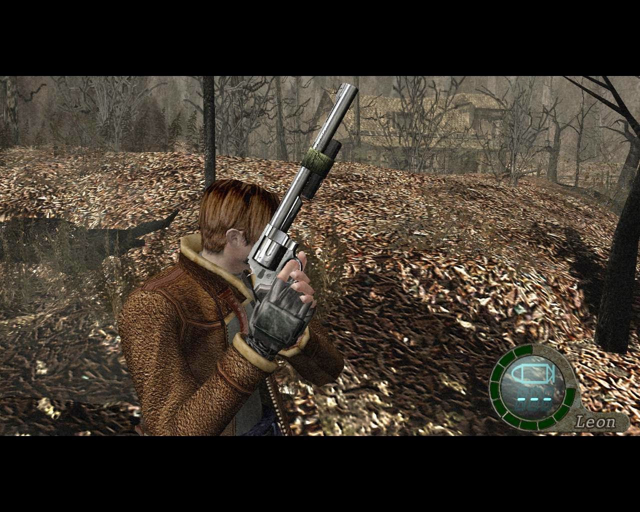 Resident Evil 4 Weapon Cheat PS2