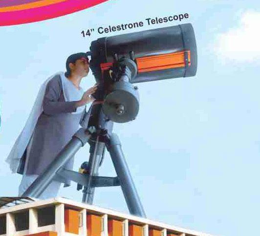 """14"""" celestron Telescope"""