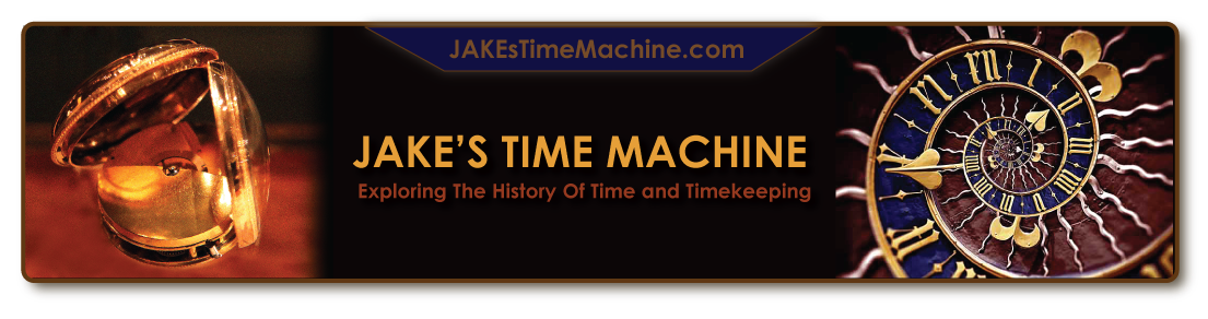 Jake's Time Machine