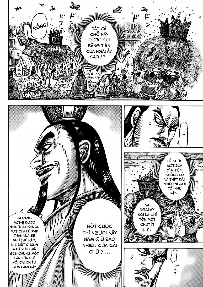 Kingdom - Vương Giả Thiên Hạ Chapter 367 page 13 - IZTruyenTranh.com