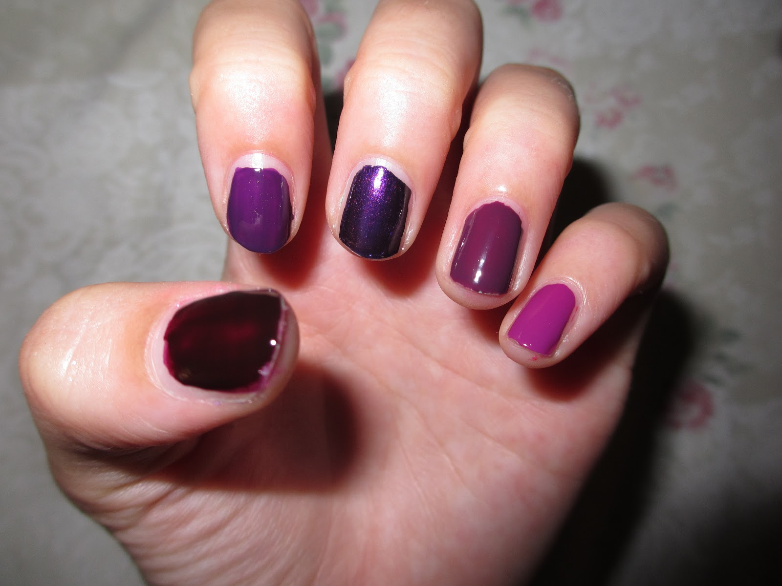 Other Wild Things: My nail polish collection