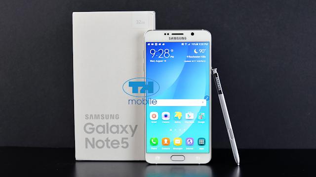 Thay màn hình Samsung Note 5 uy tín