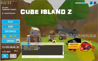 Cheats Cube Island Z Mega Hack New