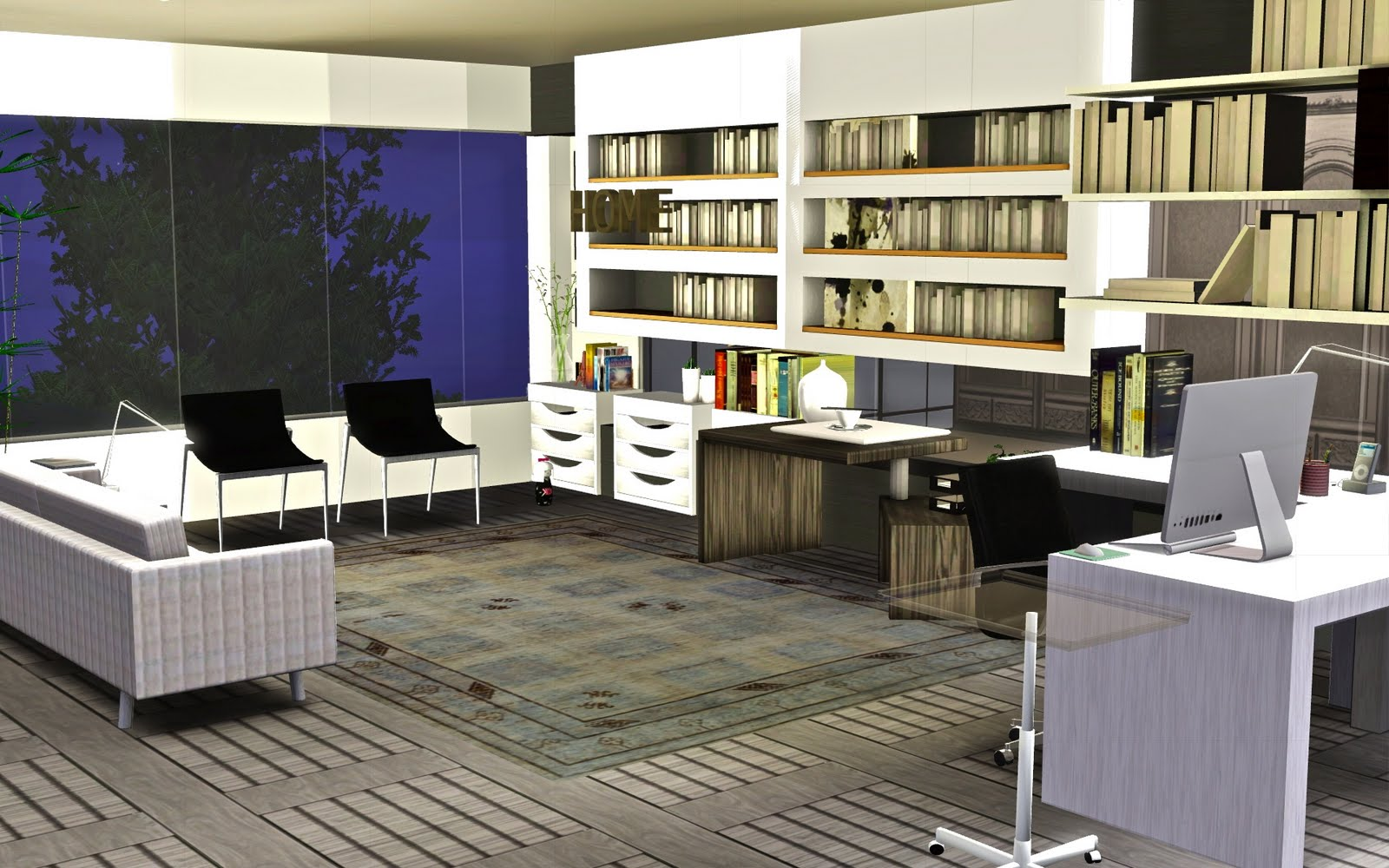 le blog de guijobo ambiance bureau du docteur. Black Bedroom Furniture Sets. Home Design Ideas