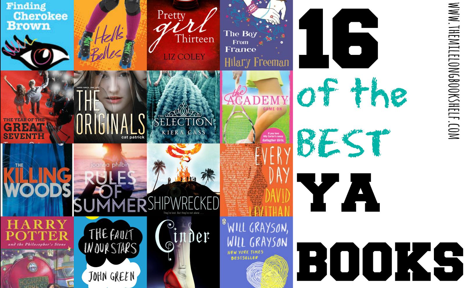Best ya books of 2014