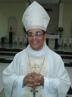 Bispo da Diocese de Itabuna