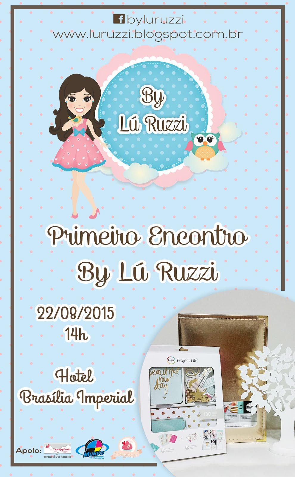 1º Encontro By Lú Ruzzi