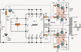 Sinewave Inverter Circuit Using Arduino
