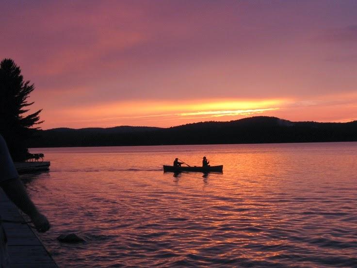 Opeongo! bosque y lago inenarrable en Ontario Canadá   viajaBonito ...