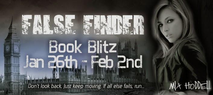 Ya Bound Book Tours Book Blitz False Finder By Mia Hoddell