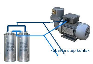 ... namanya pompa air pompa air adalah suatu alat yang berfungsi sebagai