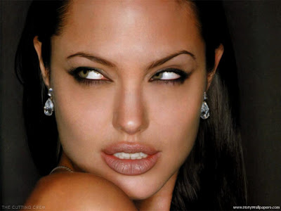 Angelina Jolie Wide Screen Wallpaper