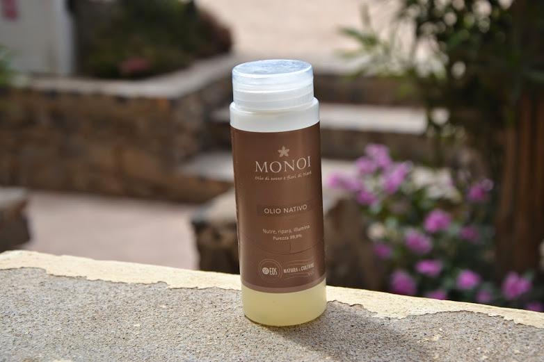 Review: Eos Natura Monoi Oil