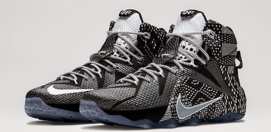 ... 2015 01; this is the black history month edition of the nike lebron 12.  they come in