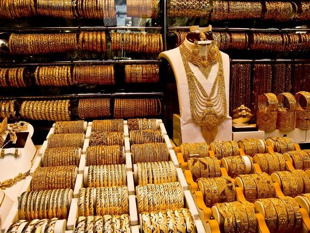 40% Emas Diperdagangkan Di Dubai