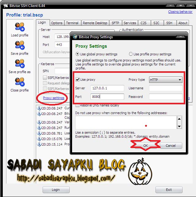 Cara Menggabungkan Psiphon Dengan SSH Di PC| Full Tutorial | Sabadi ...