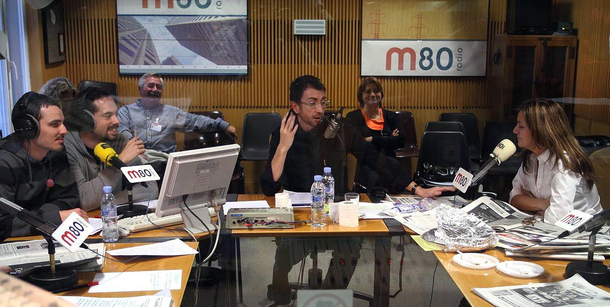 25 ANIVERSARIO DE M80 RADIO (1993-2018)