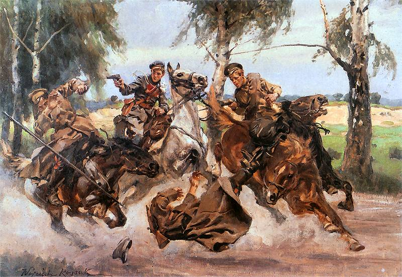 warfare history blog polishsoviet war 19191920 part i