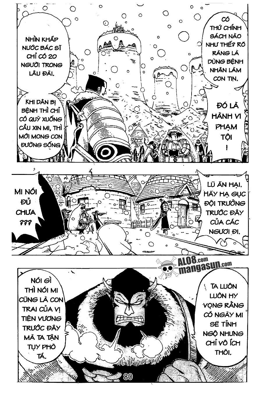 Đảo Hải Tặc chap 136 - Trang 12