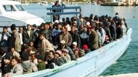 Συλλήψεις λαθρομεταναστών στη Σάμο