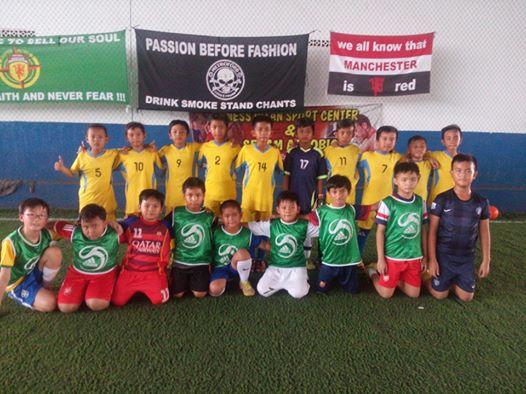 Menangi Futsal dalam Tanding Persahabatan : SDIT WU vs SD Cahaya Bangsa