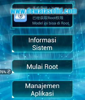 Cara Root Oppo R1001 Tanpa PC
